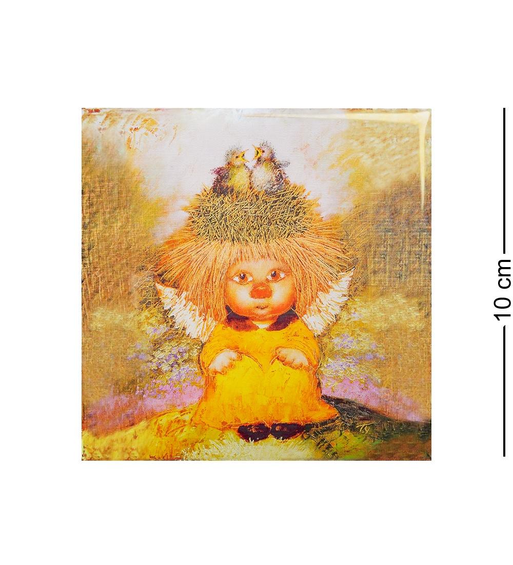 ANG-100 Магнит ''Ангел семейного счастья'' 10х10
