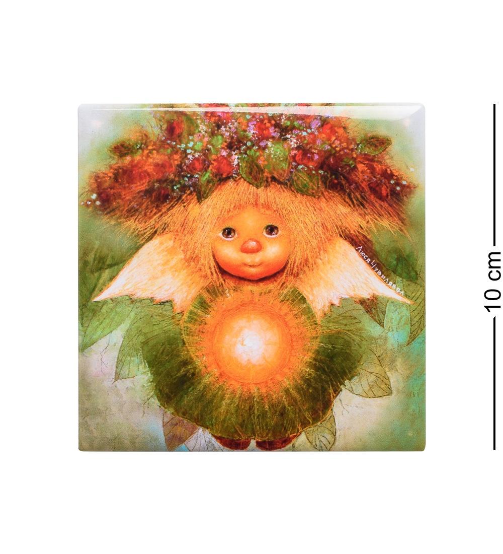 ANG-153 Магнит ''Солнечный ангел'' 10х10