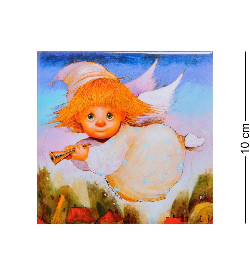 ANG-210 Магнит Ангел дарящий рассвет 10х10501863ANG-210 Магнит ''Ангел дарящий рассвет'' 10х10