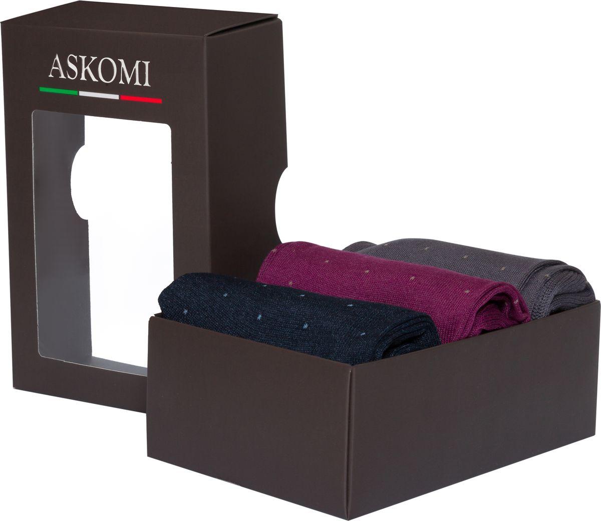 Комплект носков Askomi стоимость