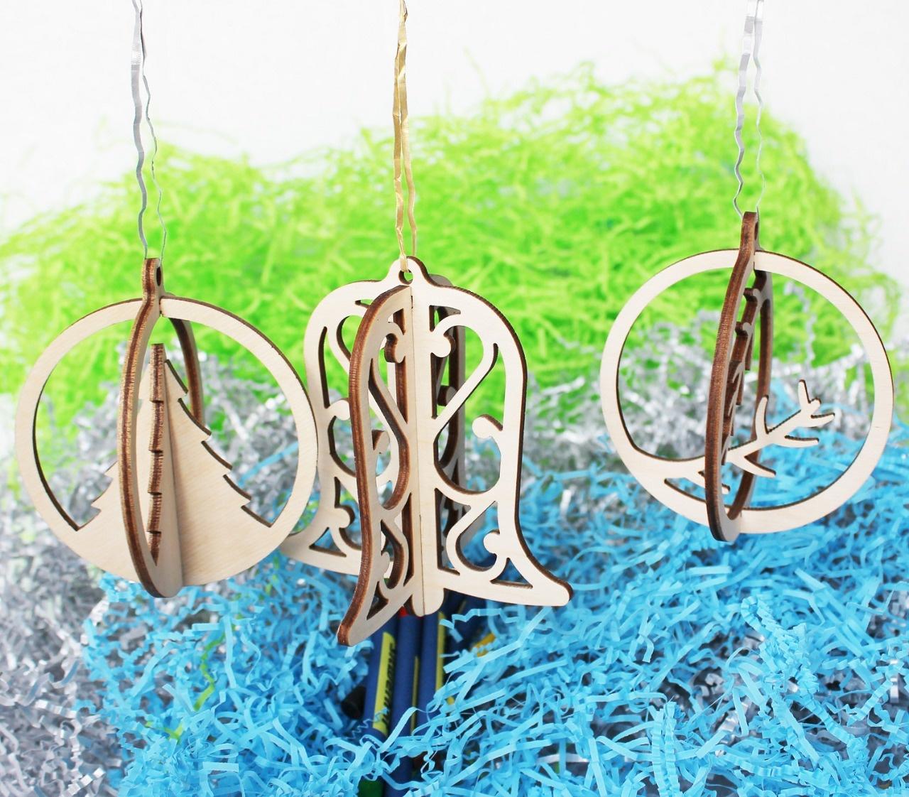 Фото - Набор для изготовления игрушки Стеша Набор для творчества Волшебные шары для сборки и покраски, игрушки своими руками. набор кондитерский капля радуги собери сам волшебную елочку 250 г