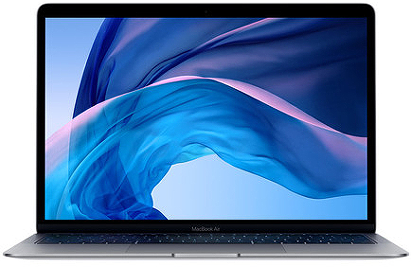13.3 Ноутбук Apple MacBook Air MRE92RU/A, Space Grey, Синий-Серый-Черный office для macbook air