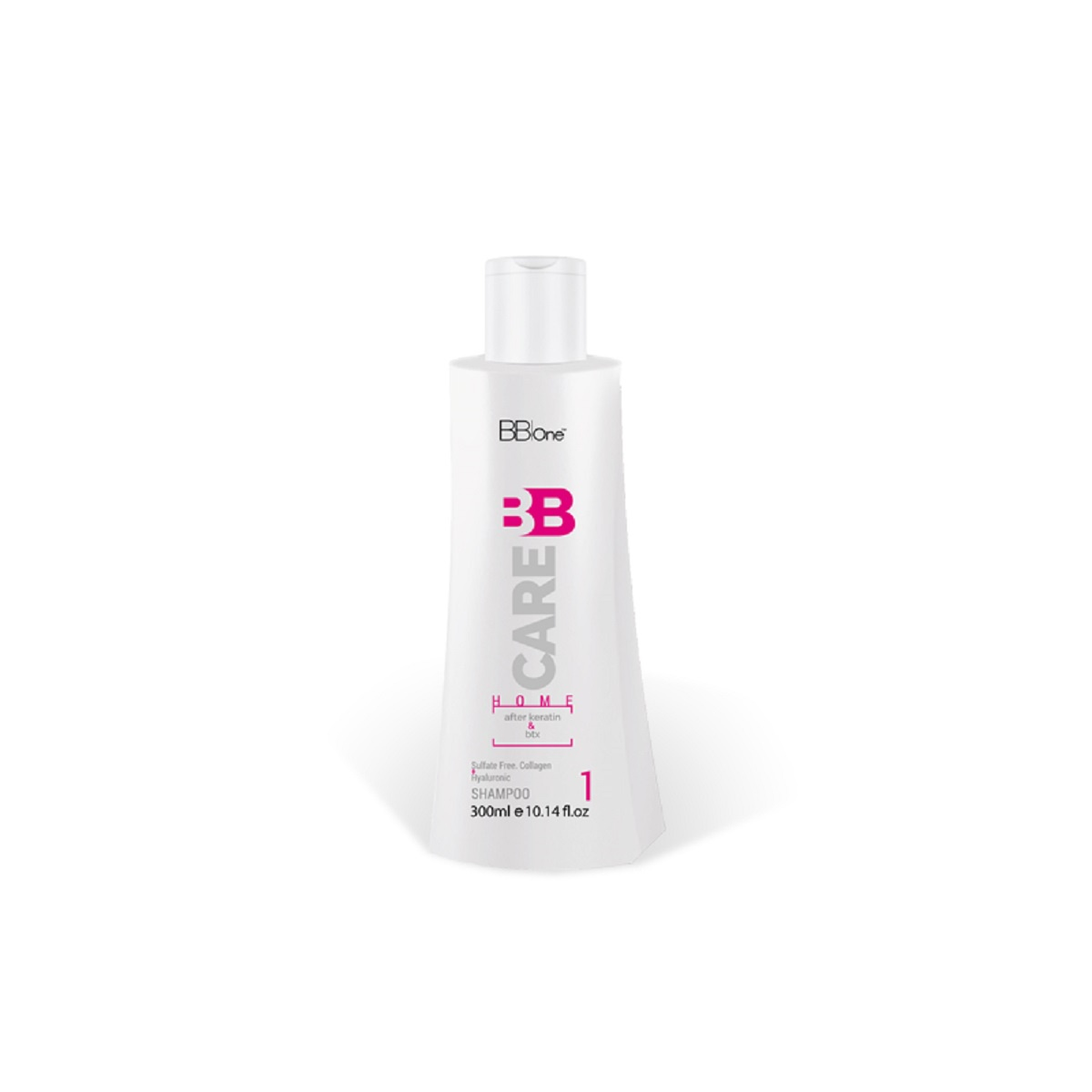 Шампунь для волос BB one BB CARE AFTER KERATIN & BTX, 300 bb one рабочая тетрадь bb one