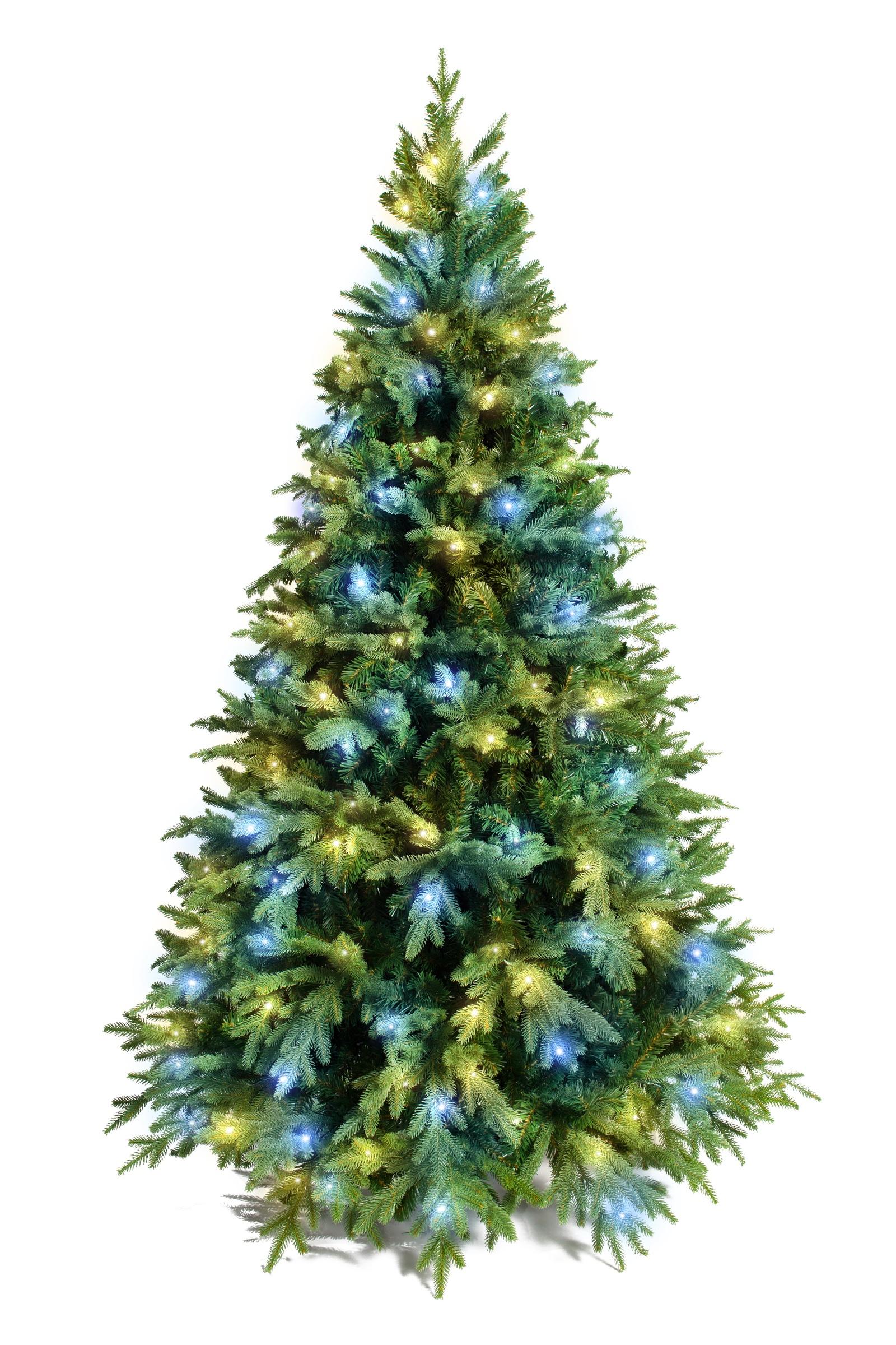 Ель комнатная световая Валерио(1,2м) искусственные елки житомир