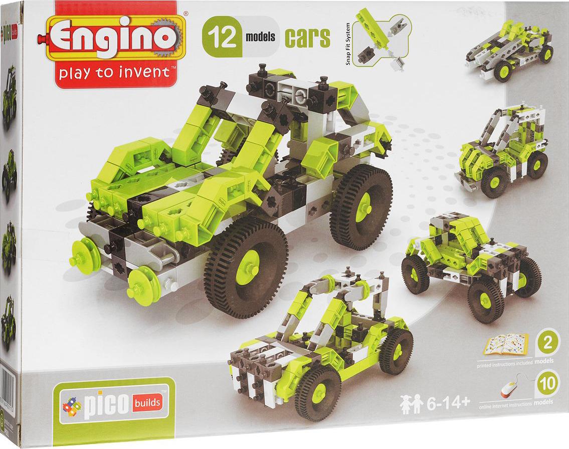 Пластиковый конструктор Engino PB31(1231)