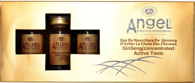 Тоник-концентрат от выпадения волос Angel Professional G-04, 10 мл х 5 цена