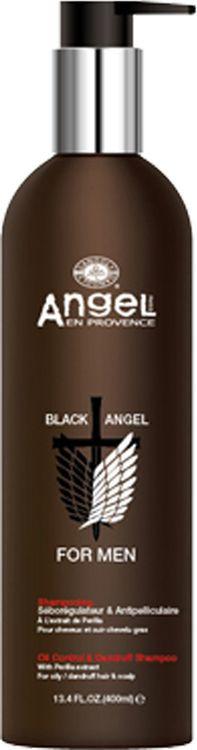 Шампунь мужской Angel Provence MAN-01, контроль жирности и перхоти, 400 мл