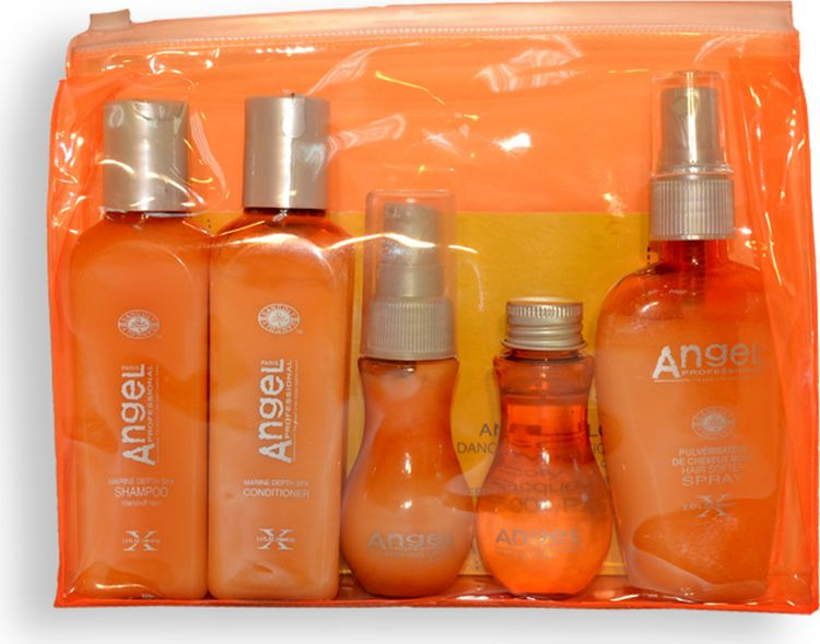 Набор пробников для волос против перхоти Angel Professional А-803 цена