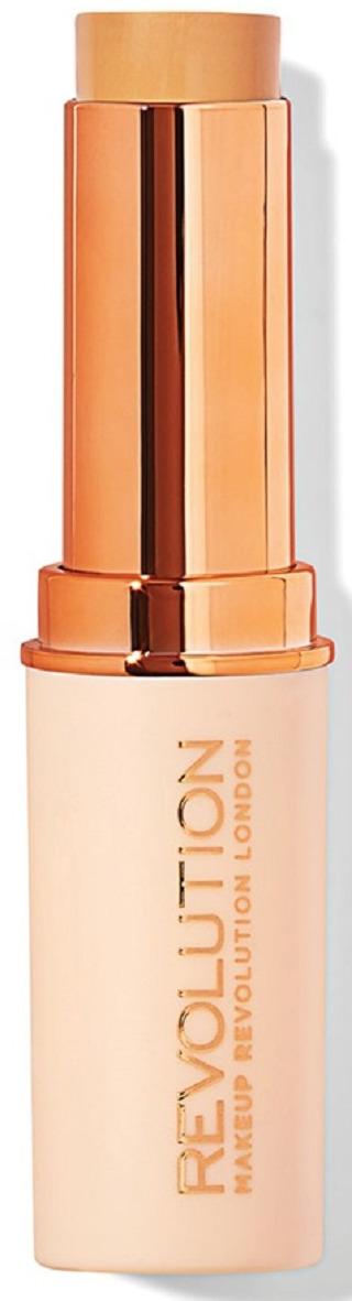 Тональная основа Makeup Revolution Fast Base Stick Foundation F8, 6,2 г coq10 для кожи
