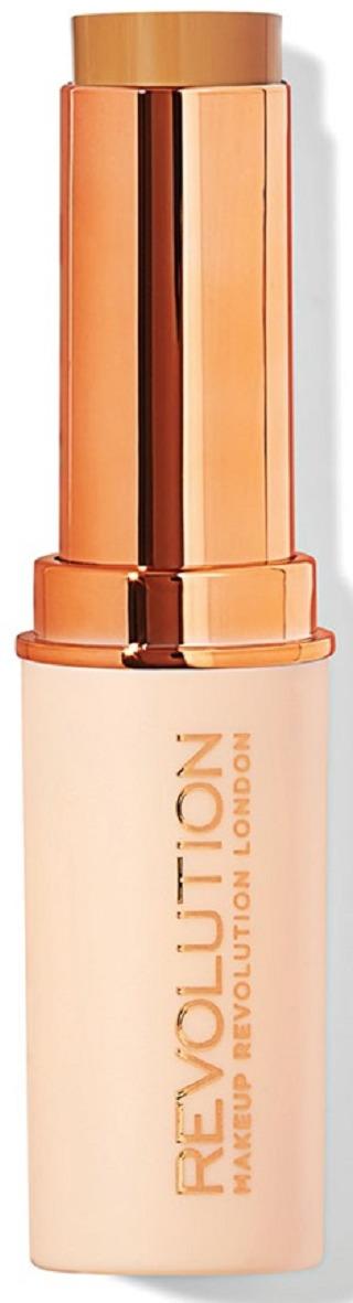 Тональная основа Makeup Revolution Fast Base Stick Foundation F12, 6,2 г coq10 для кожи