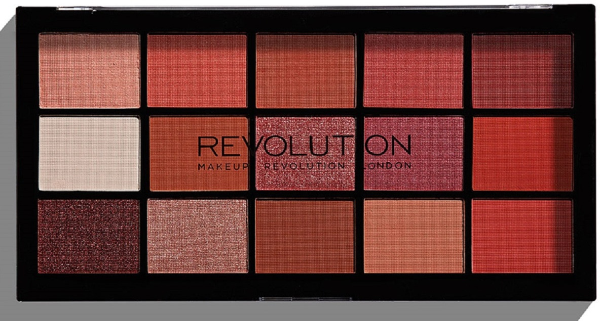 Палетка теней Makeup Revolution Re-Loaded Palette Newtrals 2, 16 г makeup revolution набор из 30 теней 30 eyeshadow palette fortune favours the brave