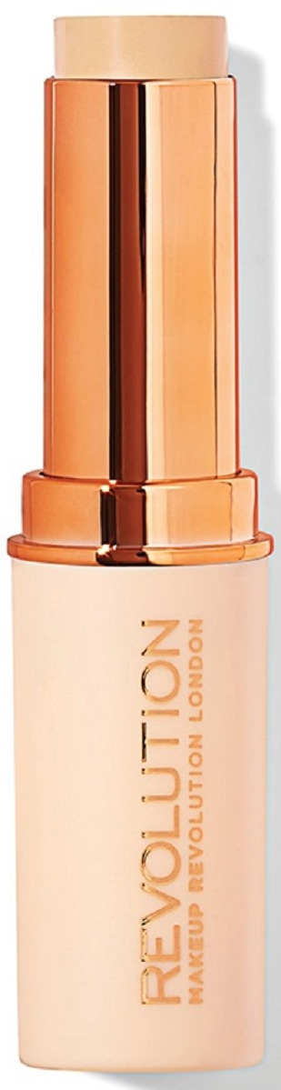 Тональная основа Makeup Revolution Fast Base Stick Foundation F2, 6,2 г