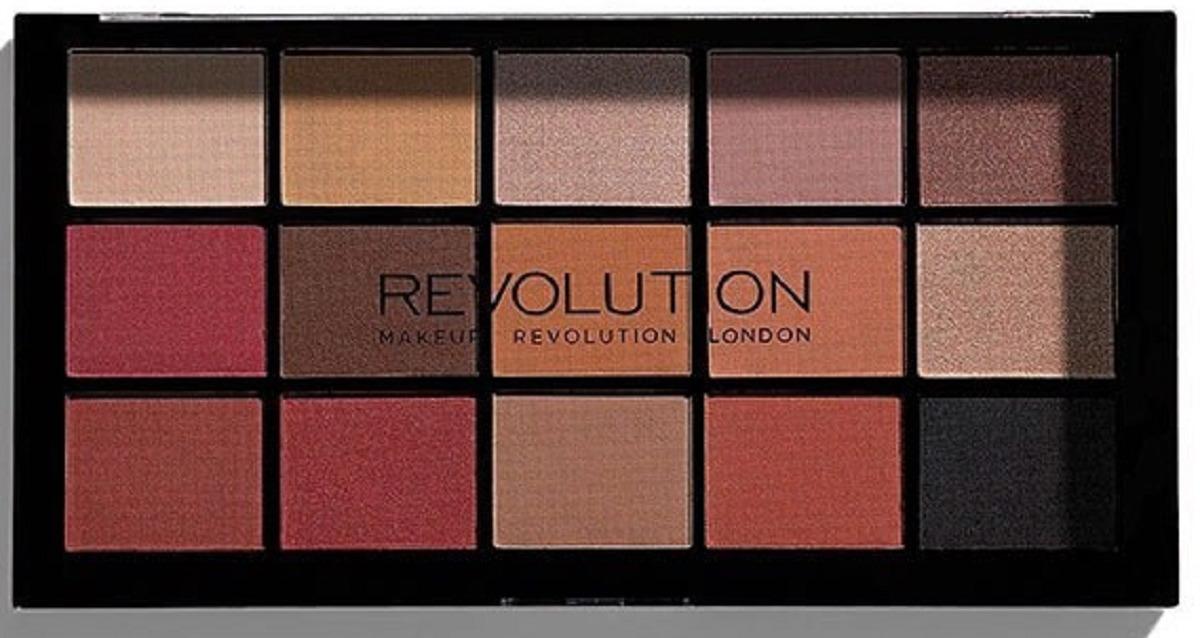 цена на Палетка теней Makeup Revolution Re-Loaded Palette Iconic Vitality, 16 гр