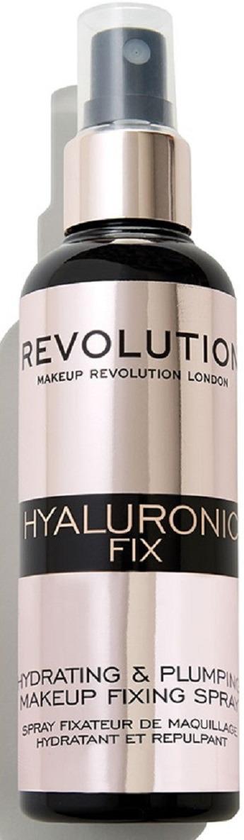 Спрей для фиксации макияжа Makeup Revolution Hyaluronic Fix, 100 мл