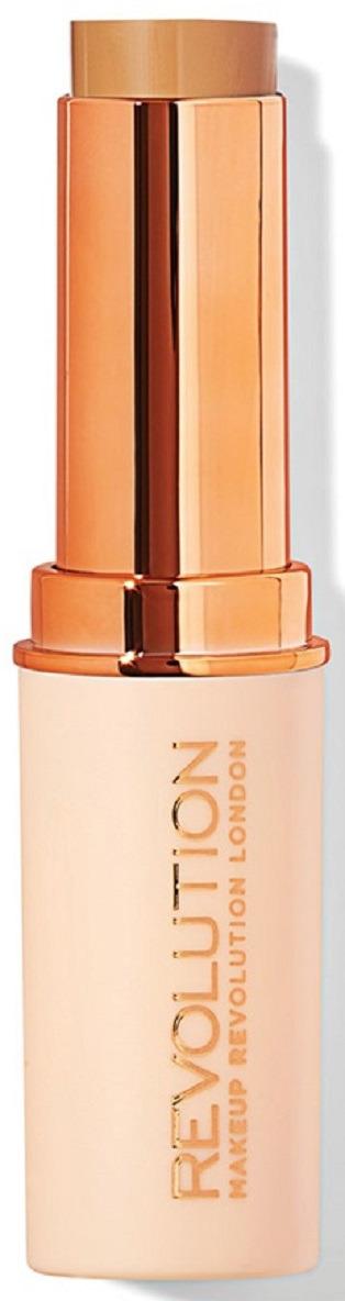 Тональная основа Makeup Revolution Fast Base Stick Foundation F11, 6,2 г coq10 для кожи