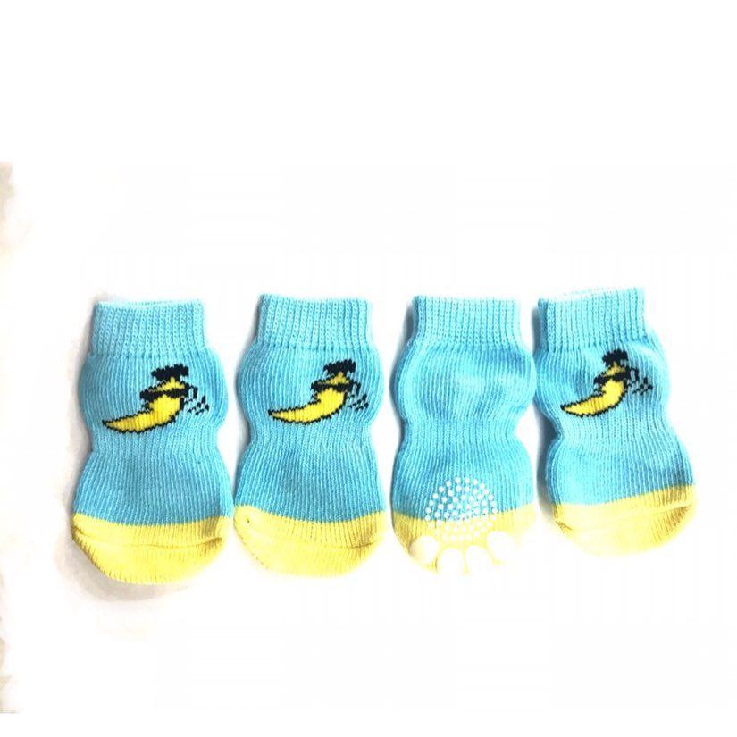 "Носки для собак Arnydog ""Банан"", PS001, размер S"
