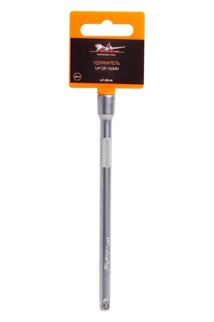 Удлинитель 1/4 DR 150мм (AT-EB-04) eb 700u v11h878540
