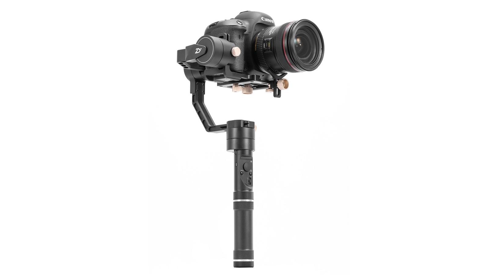 Стабилизатор для камеры Zhiyun Электронный стедикам Crane Plus 2018, черный цена