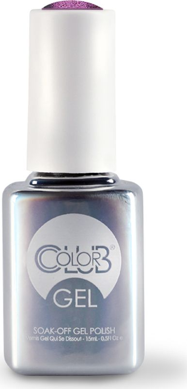 Гель-лак Color Club Gel, тон 1131 Assross The Univer, 15 мл цена