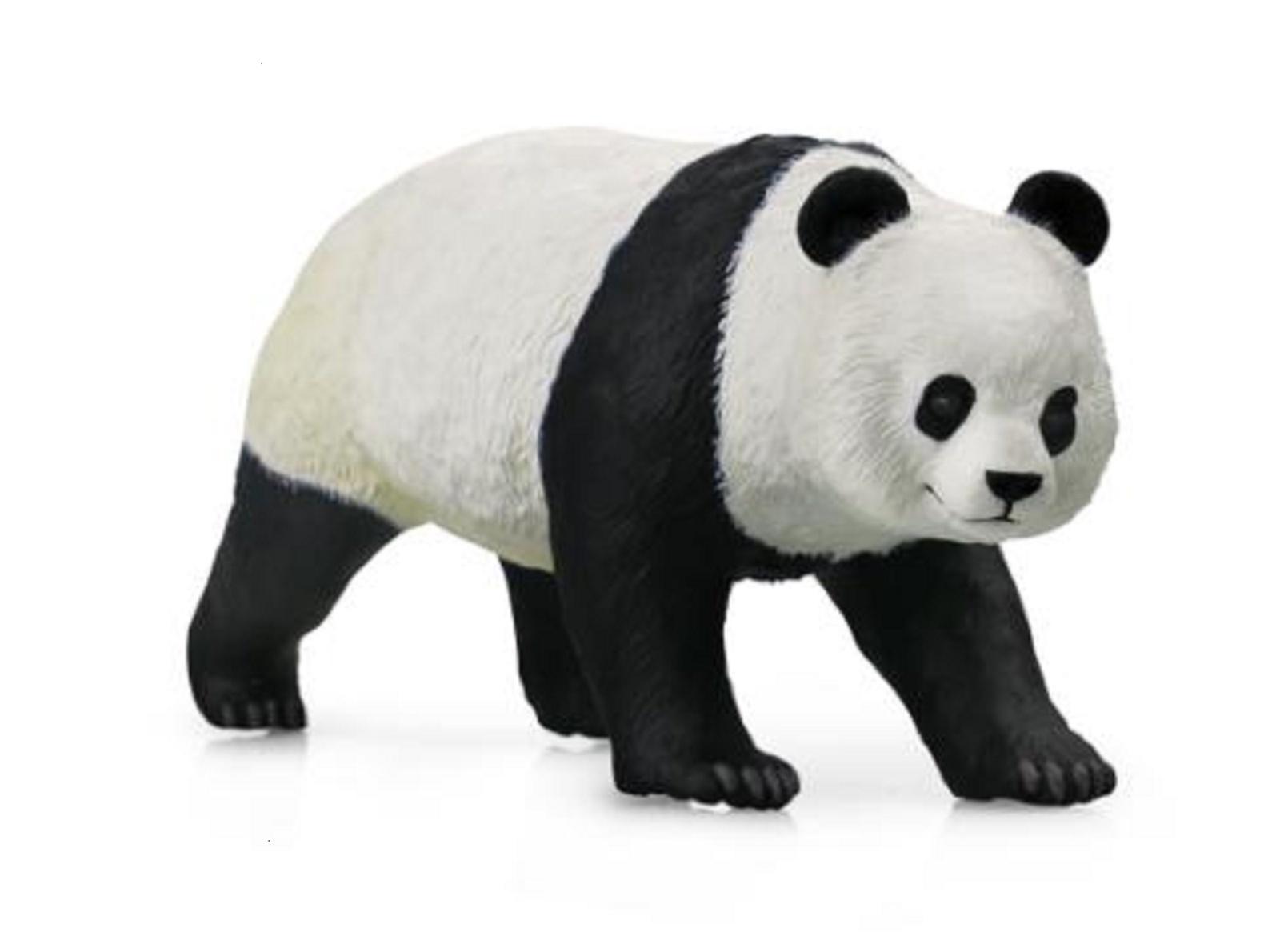 Фигурка АБВГДЕЙКА Панда, 20 см, фигурка, PE1012