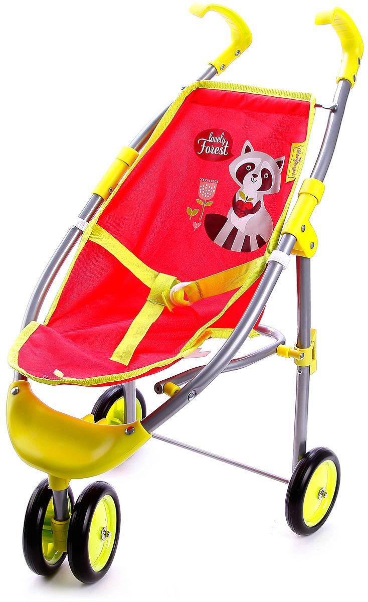 Фото - Коляска для куклы Mary Poppins Cherry, 67338 коляска трехколесная edgar