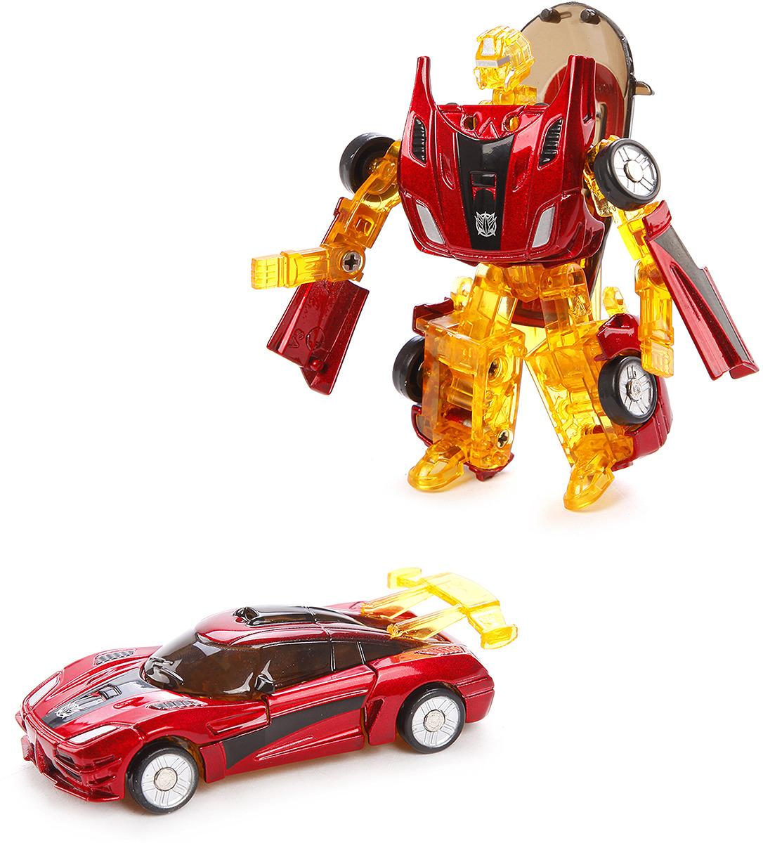 Трансформер Пламенный мотор Робот-машина Космобот, в ассортименте. 870280 машина пламенный мотор машина пластик от 3 лет цвет в ассортименте 87420