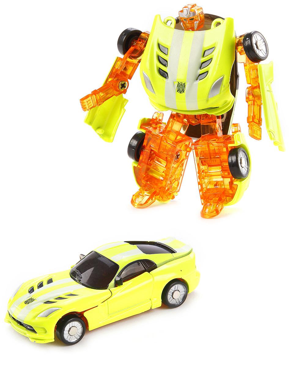 Трансформер Пламенный мотор Робот-машина Космобот, 870285 трансформеры shantou gepai робот трансформер пламенный мотор машина космобот в асс