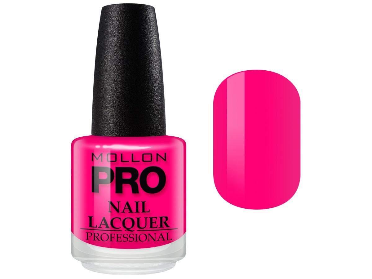 Лак для ногтей Mollon Pro Hardening Nail Lacquer, №182, 15 мл лак oxi паркетный лак ультрастойкий пу 0 75л б цв глянц ox1310ru