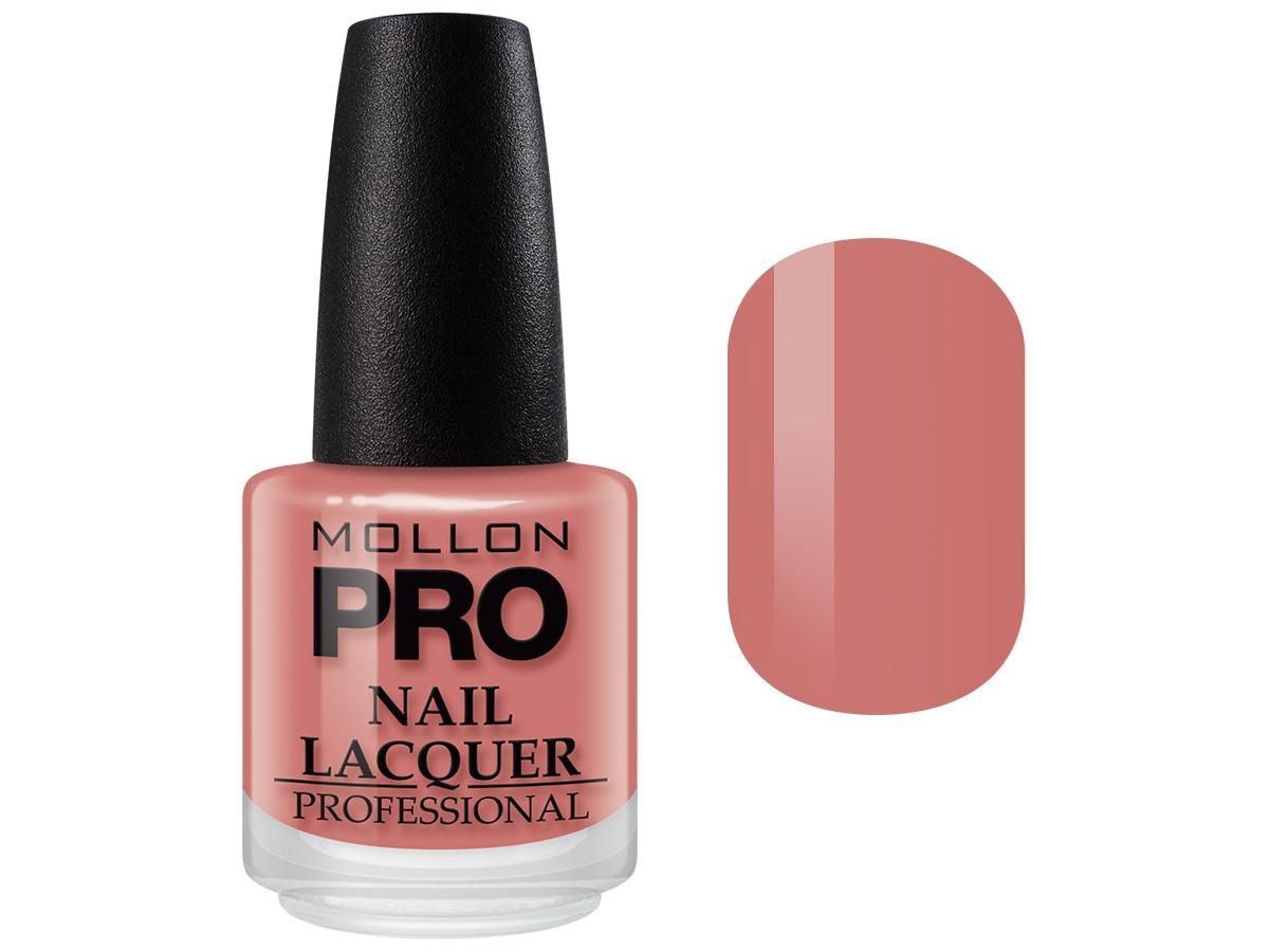 Лак для ногтей Mollon Pro Hardening Nail Lacquer, №097, 15 мл лак oxi паркетный лак ультрастойкий пу 0 75л б цв п мат ox1300ru