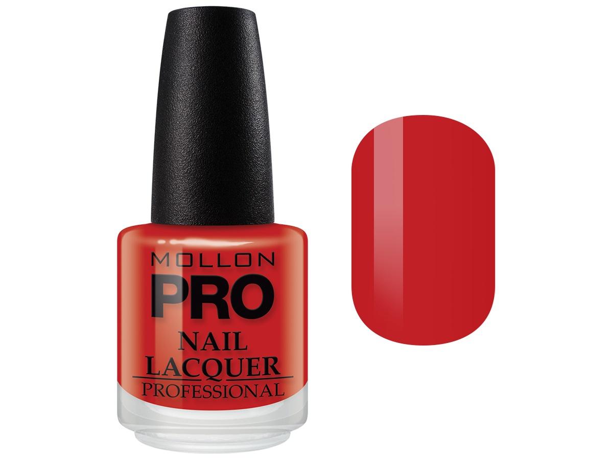 Лак для ногтей Mollon Pro Hardening Nail Lacquer с закрепителем, №101 лак oxi паркетный лак ультрастойкий пу 0 75л б цв п мат ox1300ru