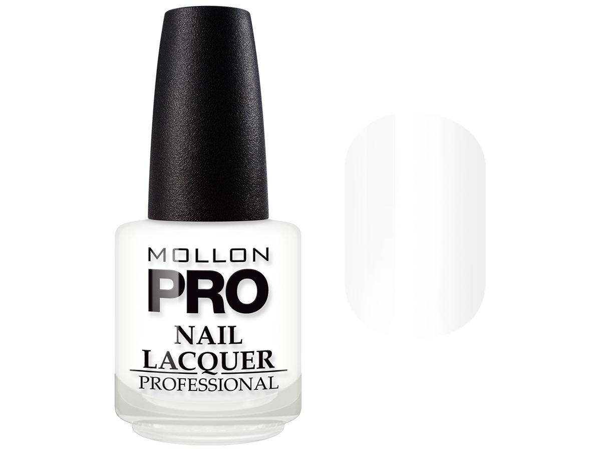 Лак для ногтей MOLLON PRO HARDENING NAIL LACQUER с закрепителем, №211 лак oxi паркетный лак ультрастойкий пу 0 75л б цв глянц ox1310ru