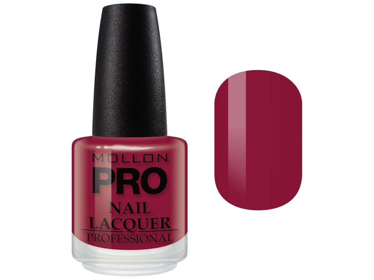 Лак для ногтей Mollon Pro Hardening Nail Lacquer, №010, 15 мл лак oxi паркетный лак ультрастойкий пу 0 75л б цв п мат ox1300ru