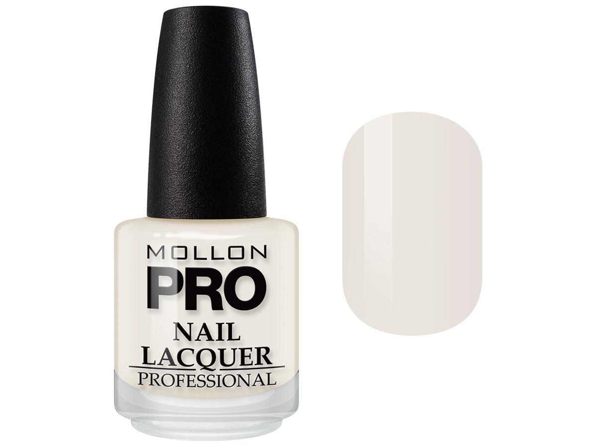 Лак для ногтей Mollon Pro Hardening Nail Lacquer, №002, 15 мл лак oxi паркетный лак ультрастойкий пу 0 75л б цв п мат ox1300ru