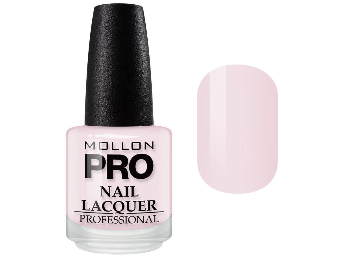 Лак для ногтей с закрепителем MOLLON PRO HARDENING NAIL LACQUER №005 лак oxi паркетный лак ультрастойкий пу 0 75л б цв глянц ox1310ru