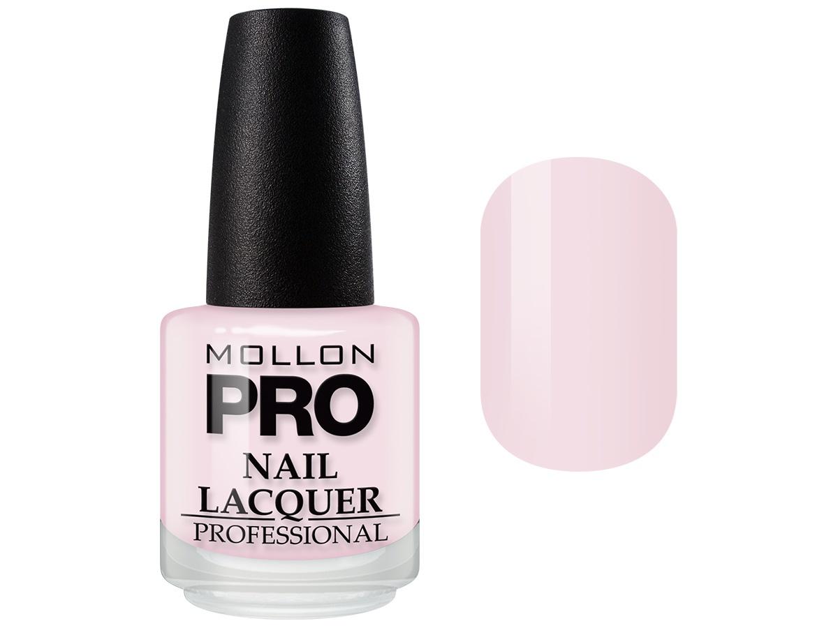 Лак для ногтей с закрепителем MOLLON PRO HARDENING NAIL LACQUER №004 лак oxi паркетный лак ультрастойкий пу 0 75л б цв глянц ox1310ru