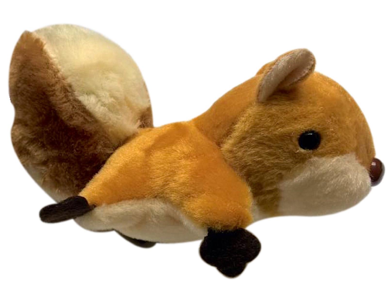 АБВГДЕЙКА Мягкая игрушка Белка, 15 см nici мягкая игрушка айюми улыбка
