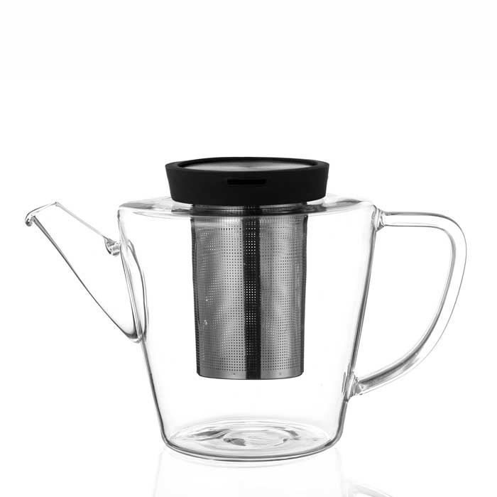 Чайник заварочный Viva scandinavia Infusion V27801, прозрачный, 1.2 л