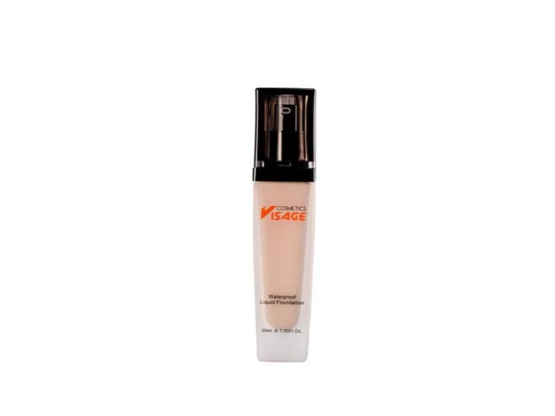Тональный крем Visage Cosmetics HD liquid Foundation Visage, H02, 30 мл палитра пудры visage cosmetics 6 цветов