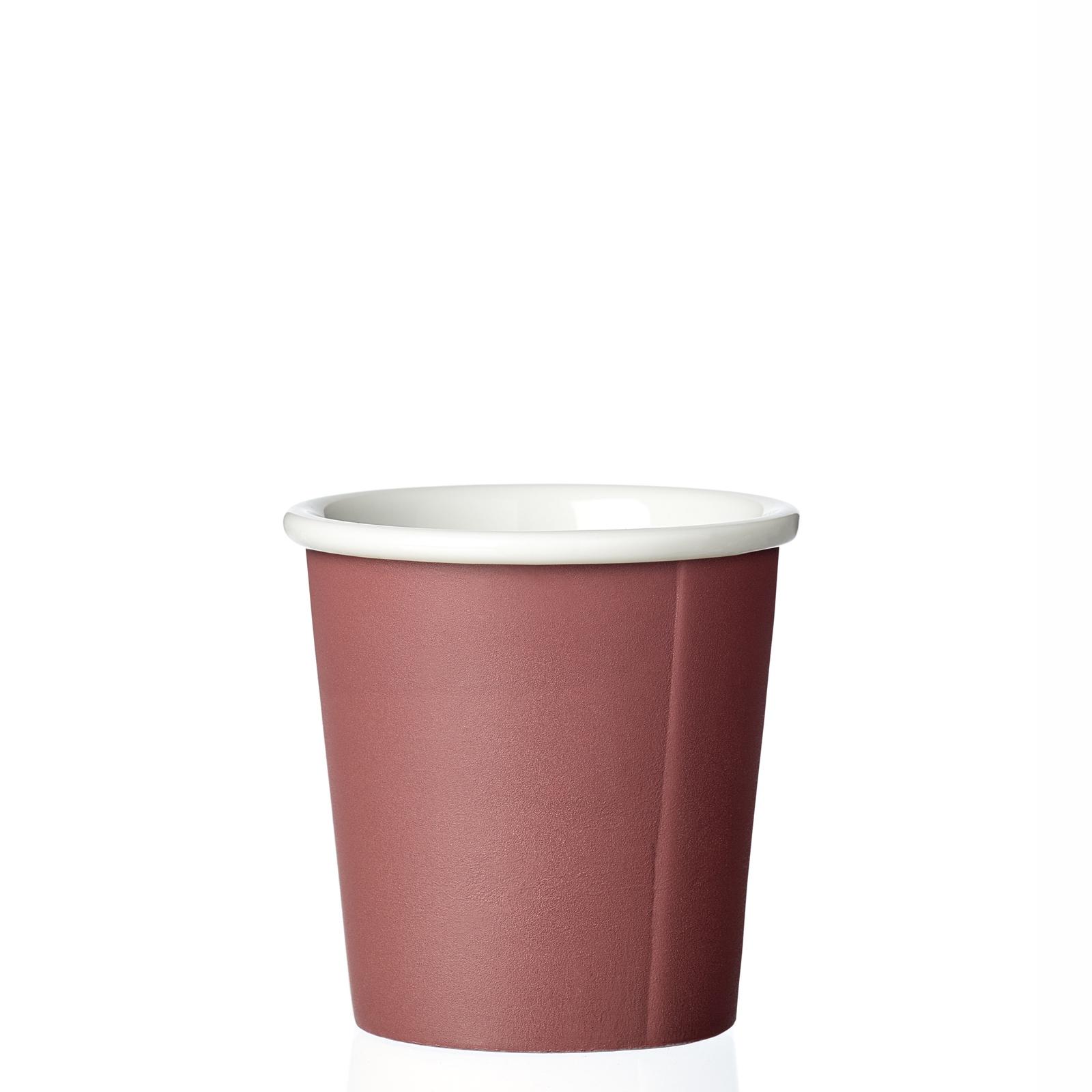 Чайный стакан Viva scandinavia Annа, V70153, бордовый, 0,08л