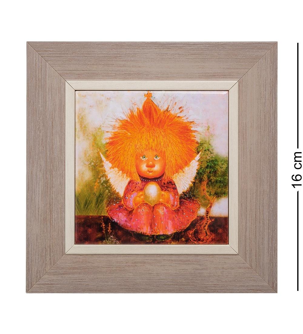Панно керамическое Artangels Ангел заветного счастья, ANG-104