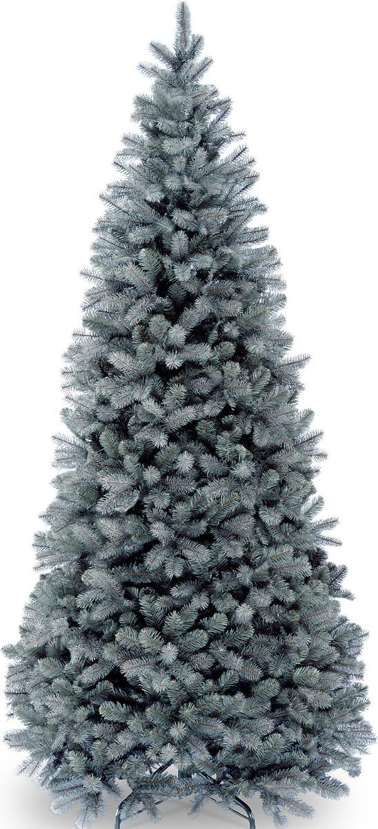 Ель искусственная National Tree Company Poly Downswept Douglas Fir Blue Slim, высота 152 см. 31HPED50 ель искусственная national tree company poly asbury высота 183 см 31hpeas60