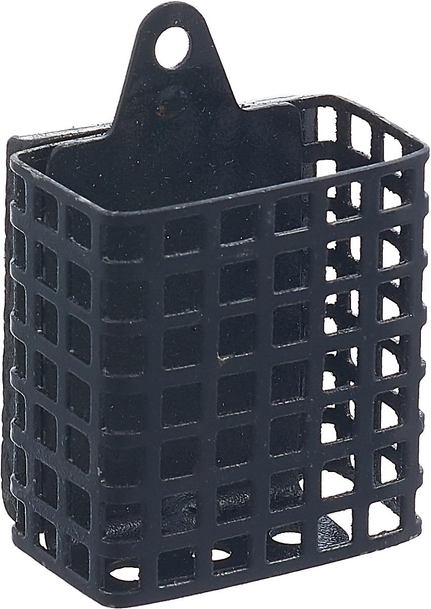Кормушка для рыбы Прямоугольная, фидерная с дном, 140 г кормушка пирс фидерная с дном круглая d 25mm l 50mm 50g 10шт 13 16 1215