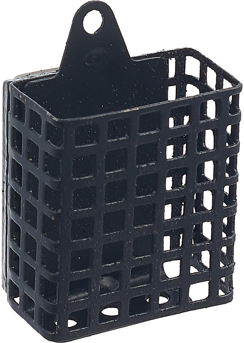 Кормушка для рыбы Прямоугольная, фидерная с дном, 120 г кормушка пирс фидерная с дном круглая d 25mm l 50mm 50g 10шт 13 16 1215