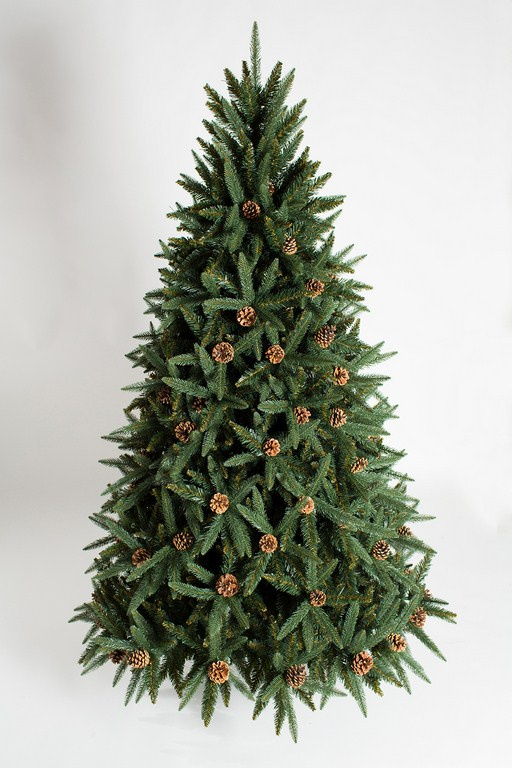 Ель комнатная Greentrees Классико, ГТ302-269, зеленый, 1.2 м ель green trees форесто 180cm