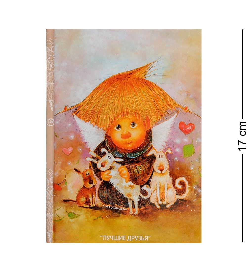 ANG-257 Блокнот ''Лучшие друзья'' 12х17