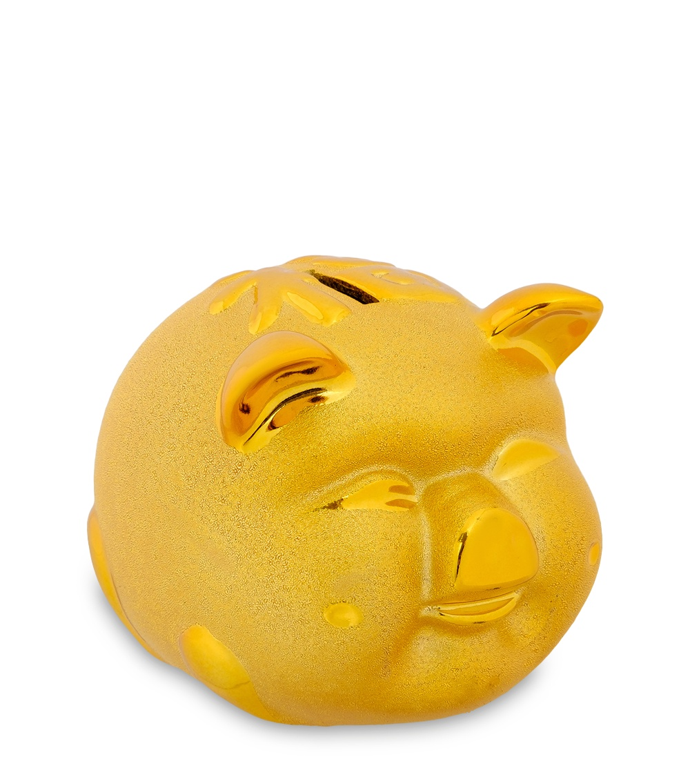 Копилка Art East GP-03 ''Золотая свинка на удачу'', 108214, золотой Art East