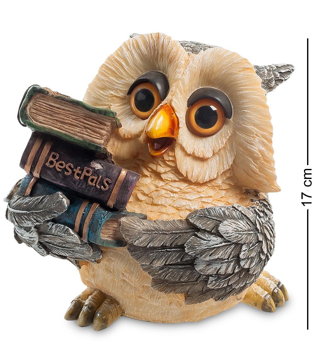 Копилка Sealmark ''Книги - лучшие друзья'', MB-6293-LB, 90308, светло-коричневый, бежевый ol 6493 xeфигура сова сказка перед сном sealmark