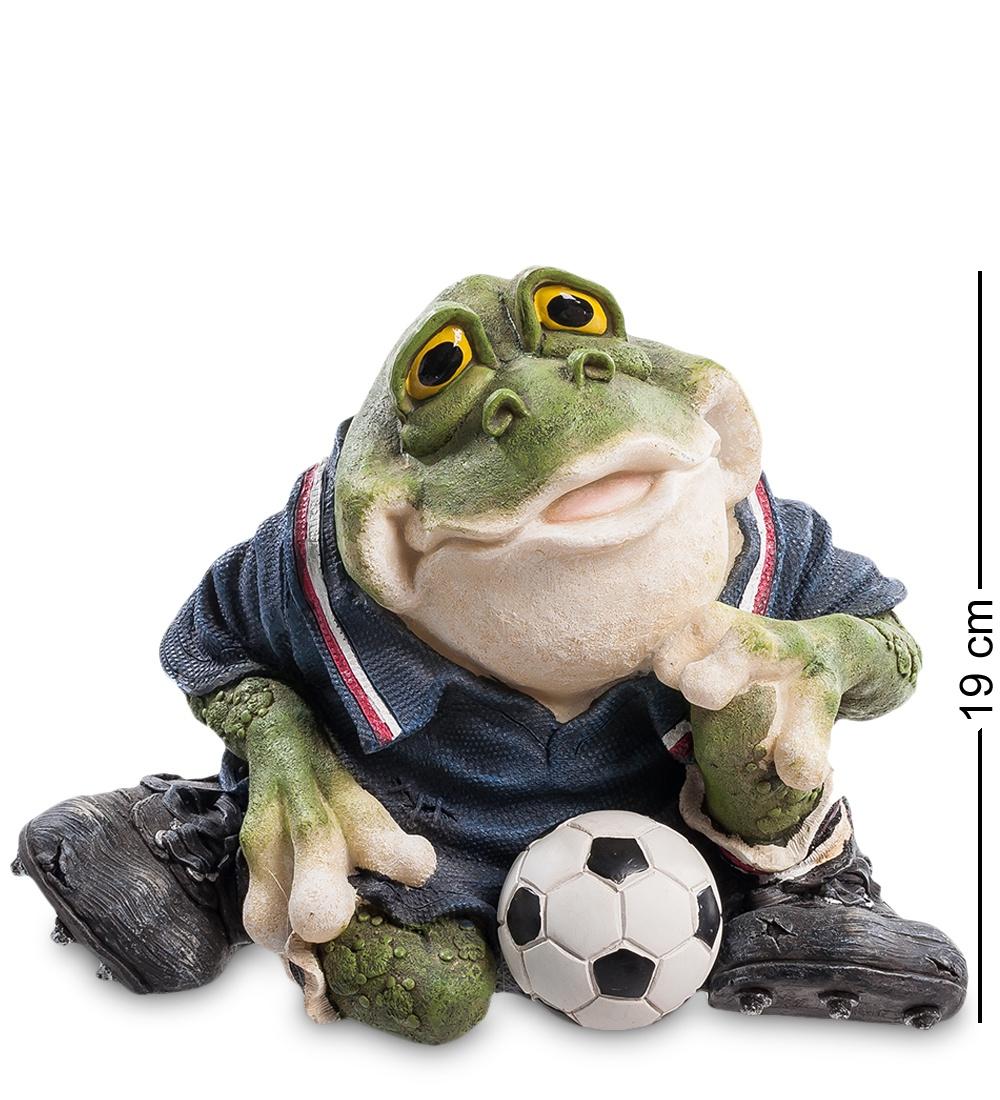 Фото - Копилка Sealmark Лягушка ''Футболист'' 90236, зеленый копилка sealmark мое солнышко 90353