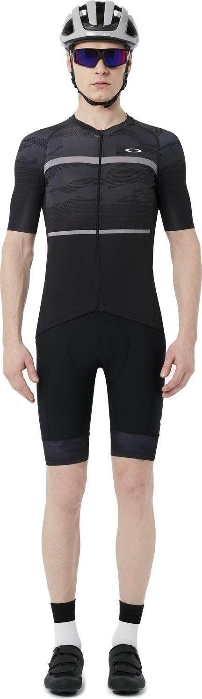 цена на Велокуртка Oakley Jawbreaker Road JKT, 41243002EM, черный, размер M