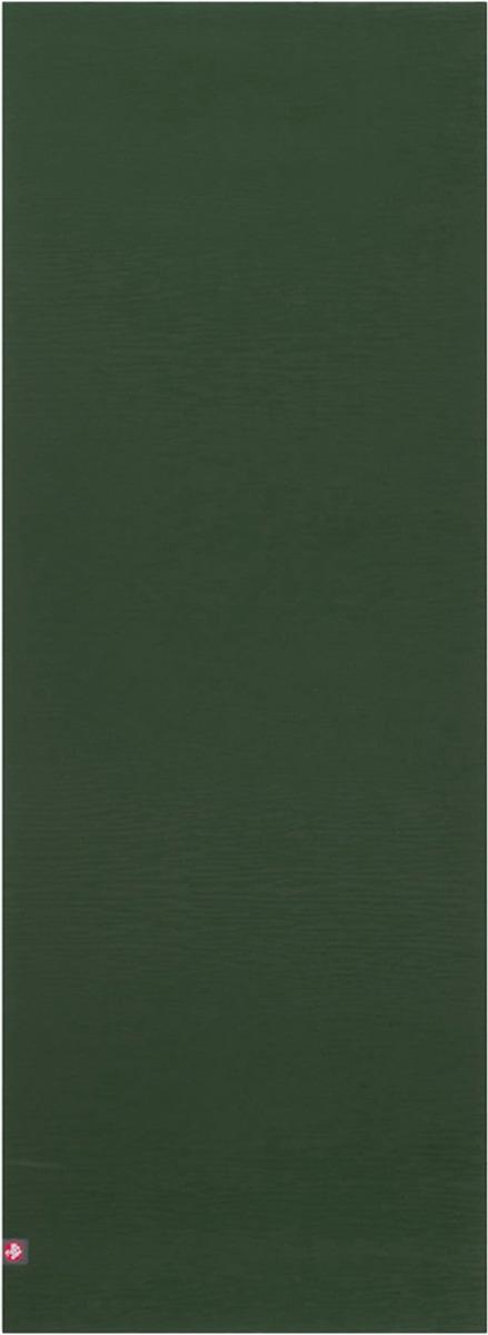 Коврик для йоги Manduka Eko Lite Mat, цвет: зеленый, 180 х 61 х 0,4 см коврик для йоги onerun цвет фиолетовый 183 х 61 х 0 4 см